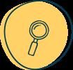 כפתור חיפוש
